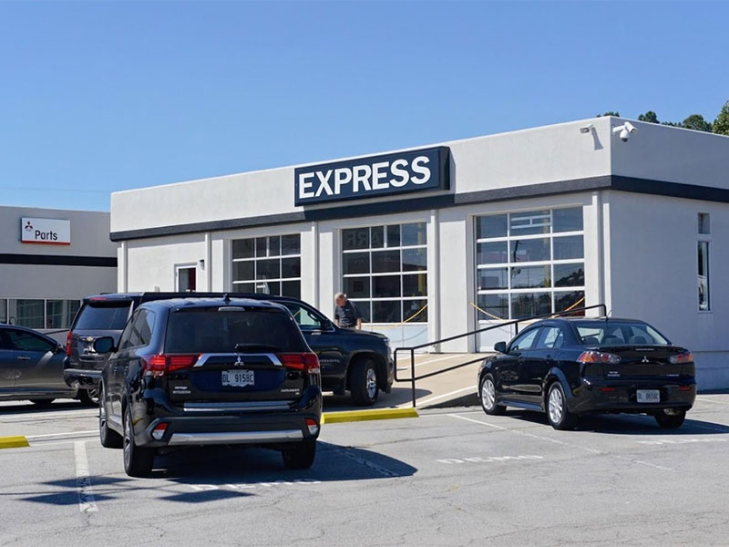 Carriage Mitsubishi Express Service Center