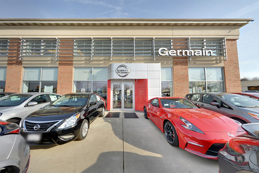 Germain Nissan Dealership