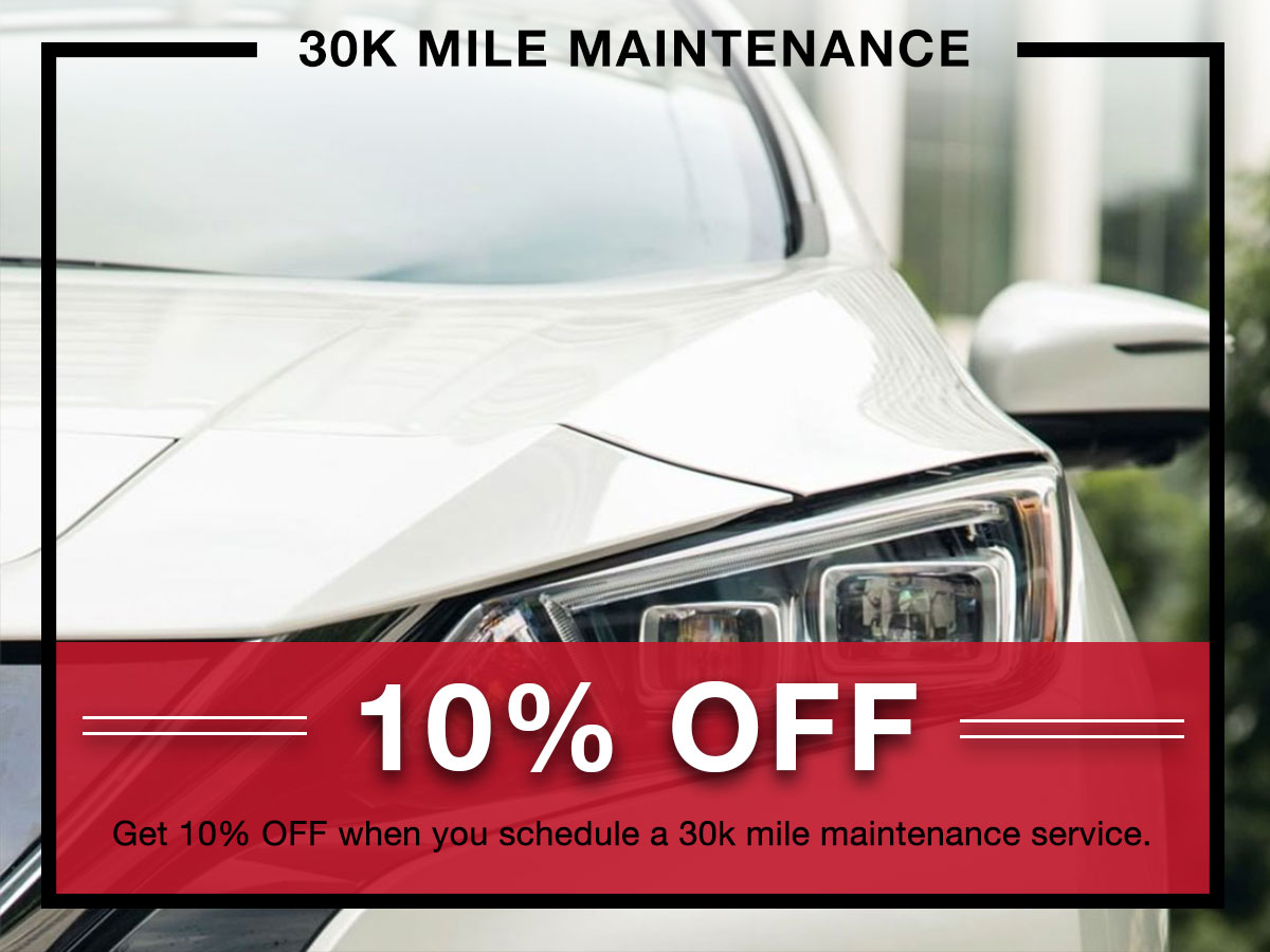 Nissan Service and parts special coupons in Columbus, OH