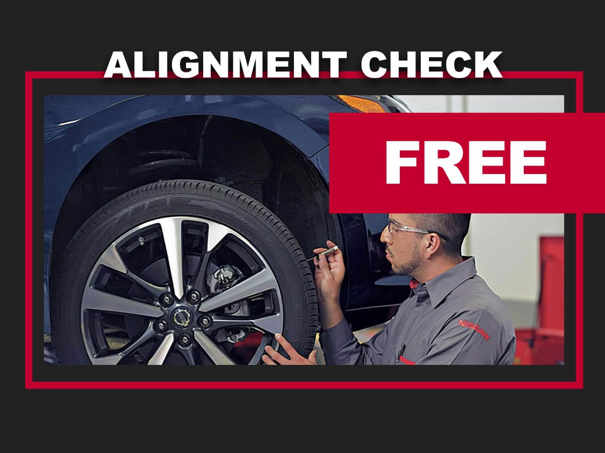 Alignment Check Service Coupon