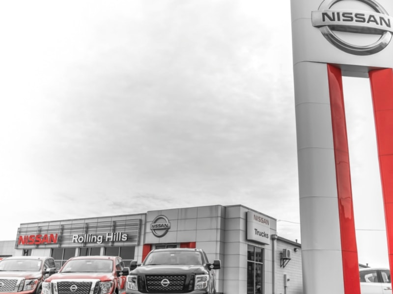 Roling Hills Nissan Dealership