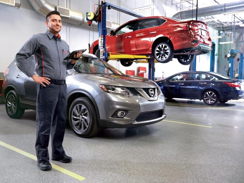 Roling Hills Nissan Genuine Service