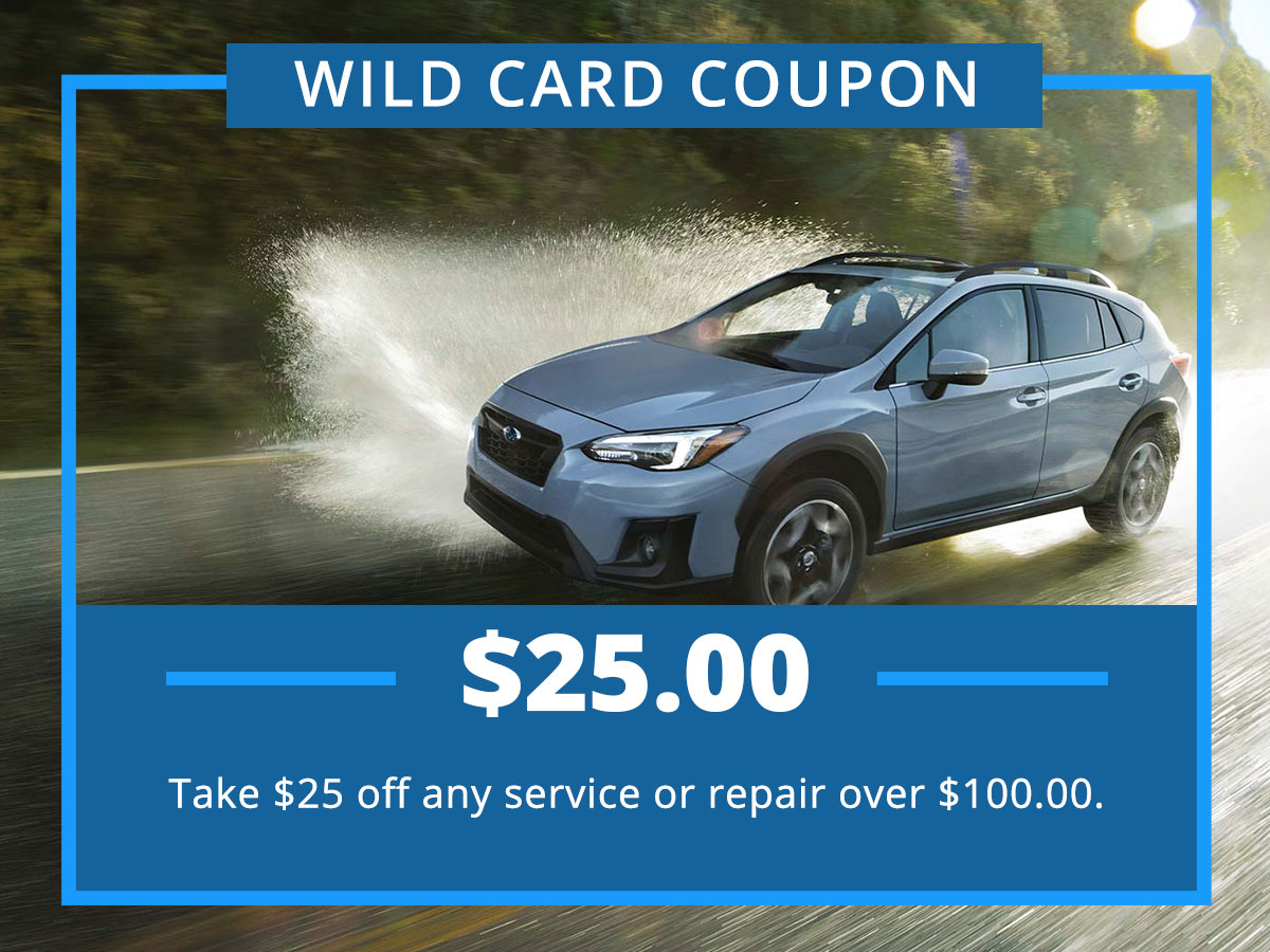 Wild Card Special Coupon