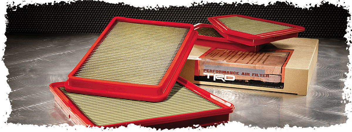 TRD Performance Filters Accessories Jay Wolfe Toyota of West County