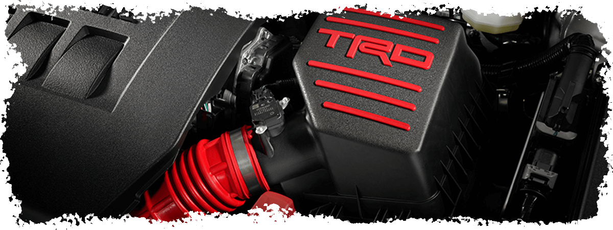 TRD Performance Air Intake Accessories Jay Wolfe Toyota of West County