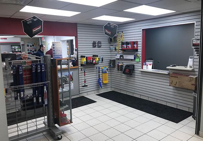 Parts Department Toyota Dearborn, MI