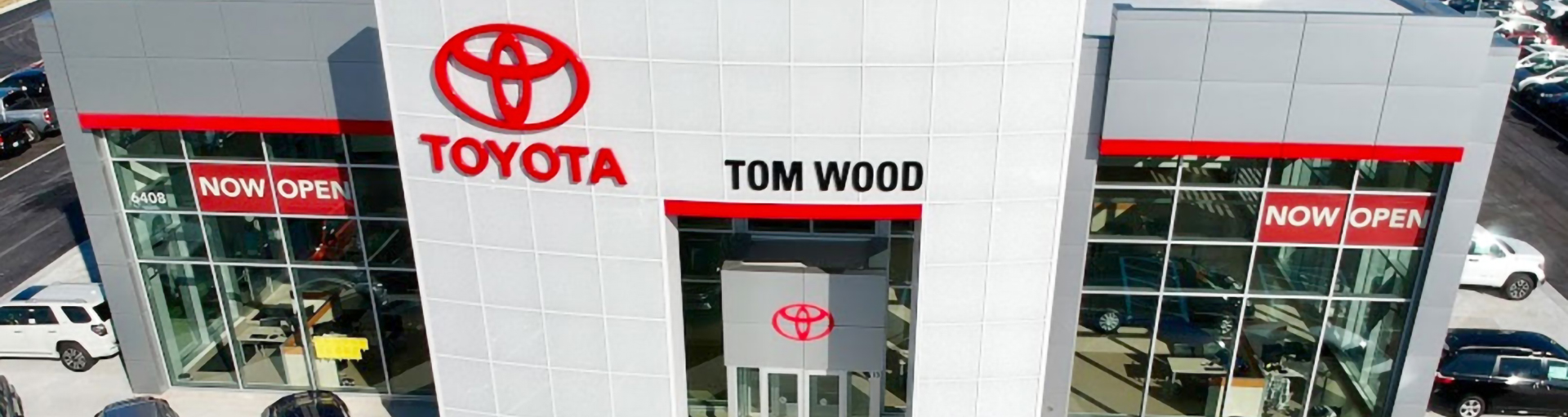 Tom Wood Toyota Dealership