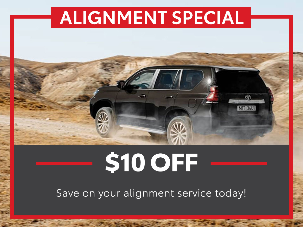 Alignment Special Service Special Coupon