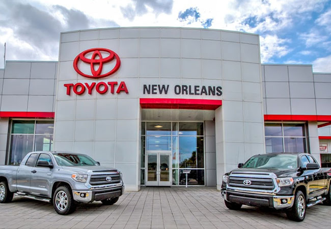 Dealership Amenities | Toyota of New Orleans
