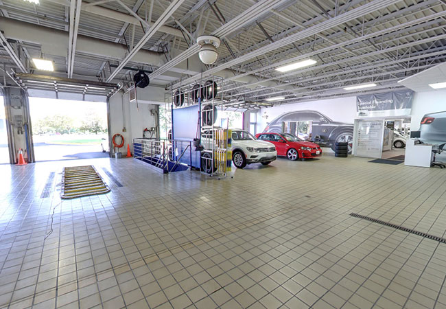 VW of Inver Grove Heights, MN Service Department