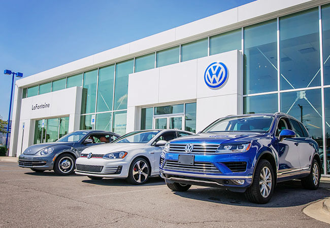 Service & Parts Specials LaFontaine VW Dearborn, MI Service Department