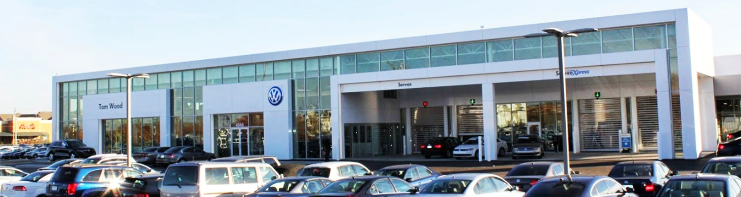 Service & Parts Specials Tom Wood Volkswagen