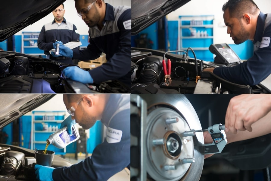 B-1 Maintenance Minder Service | Mile High Acura Denver, CO