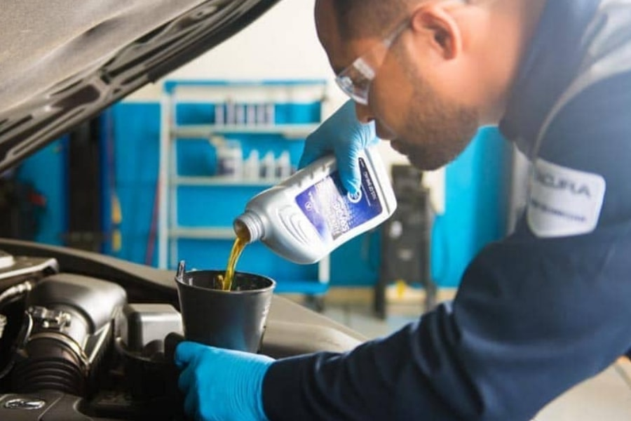 Full-Synthetic Oil Change Service | Mile High Acura Denver, CO