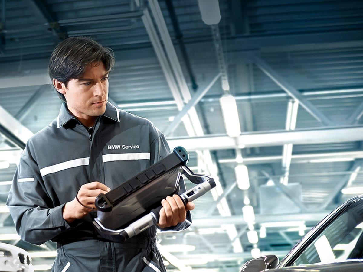 Suntrup BMW Multi-Point Vehicle Inspection Service