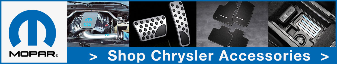 Genuine Mopar Chrysler Accessories