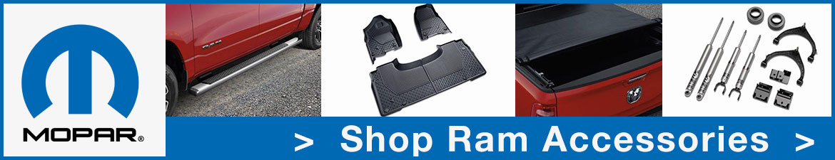Genuine Mopar Ram Accessories