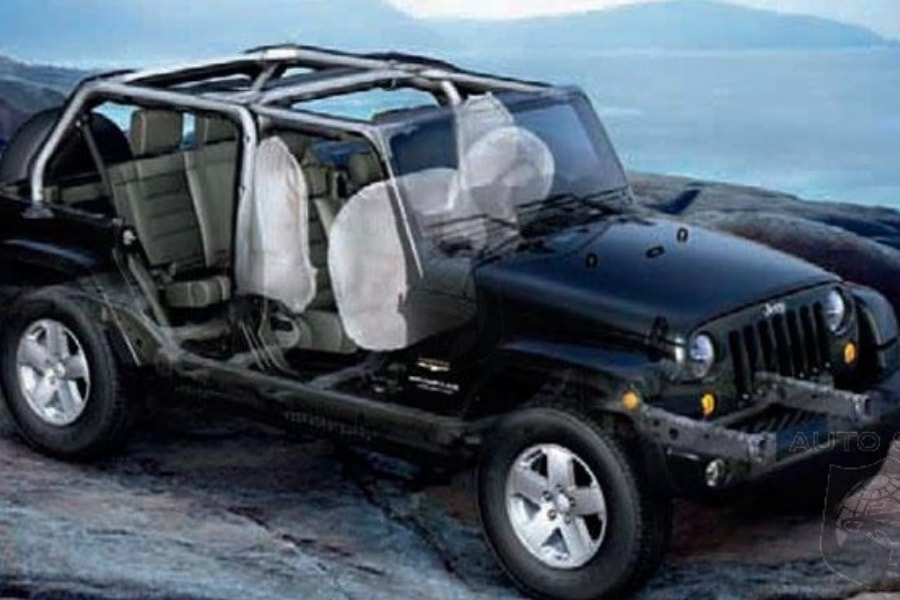 Jeep Wrangler Airbag Recall Service Los Angeles, CA