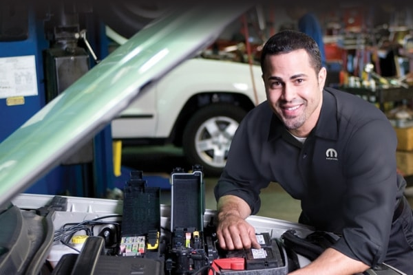 Chrysler Dodge Jeep Ram Battery Charging System Service | near Huntington Park & Lynwood, CA