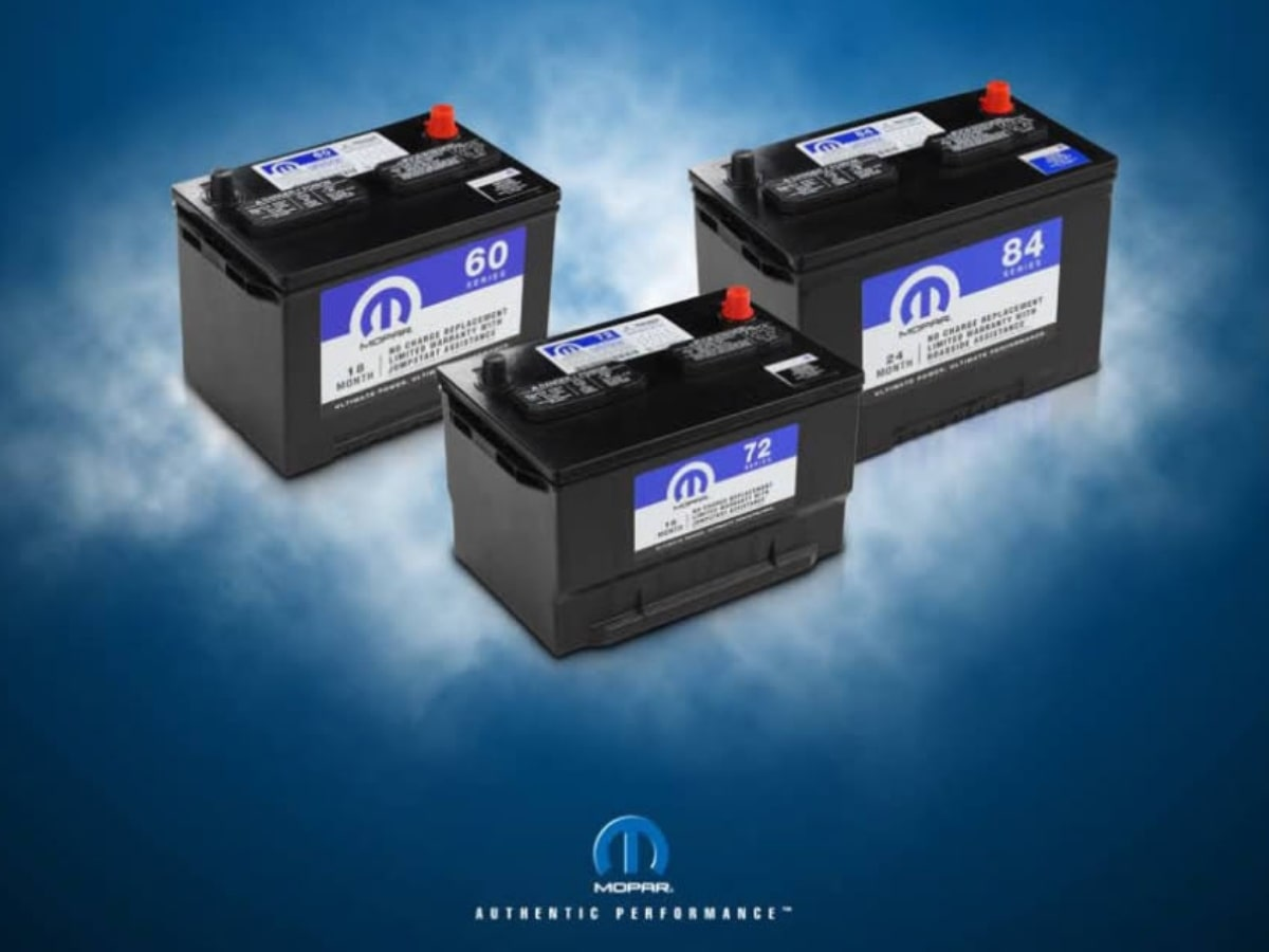 Mopar Batteries