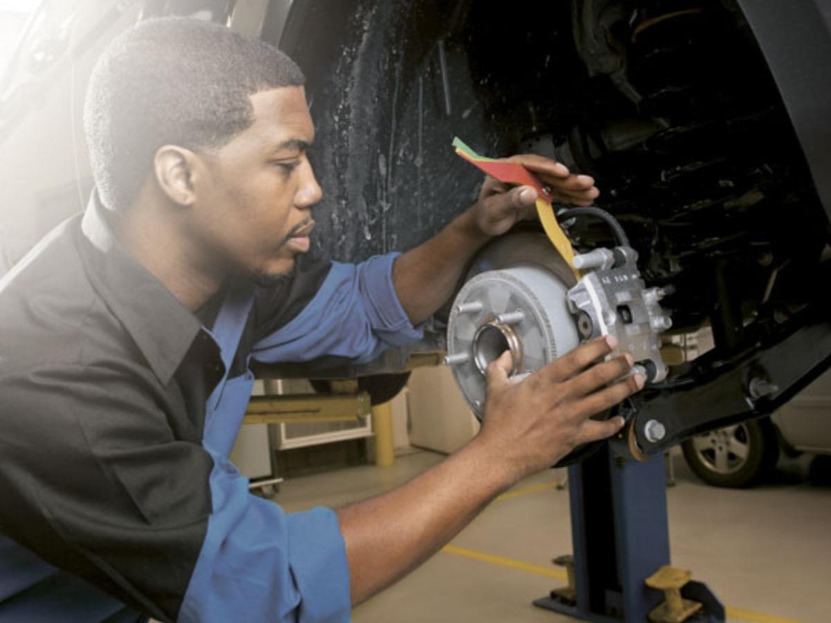 Brake Rotor Resurfacing/Replacement Service