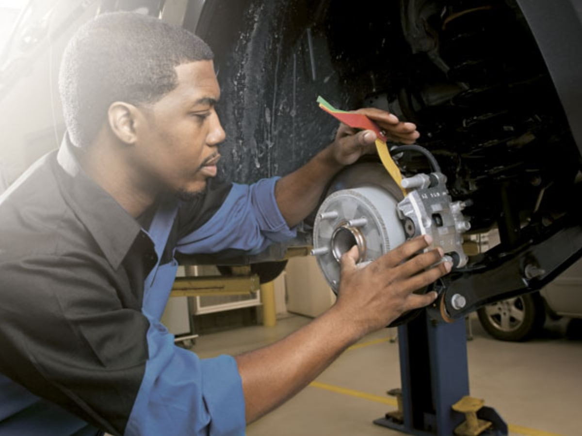 Chrysler Dodge Jeep Ram Brake System Repair Service | near Huntington Park & Lynwood, CA