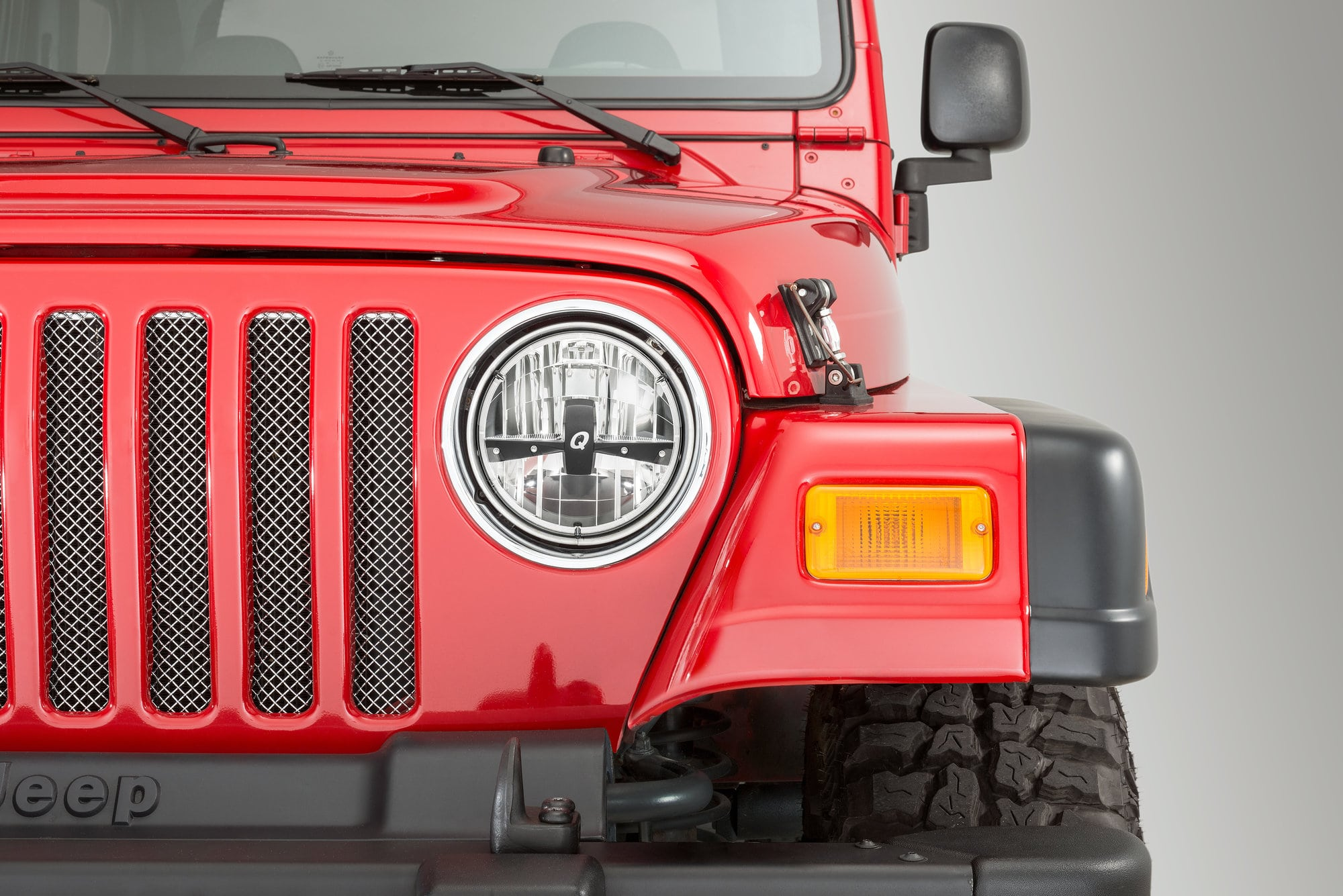 Jeep Headlight Alignment Service | near Huntington Park & Lynwood, CA