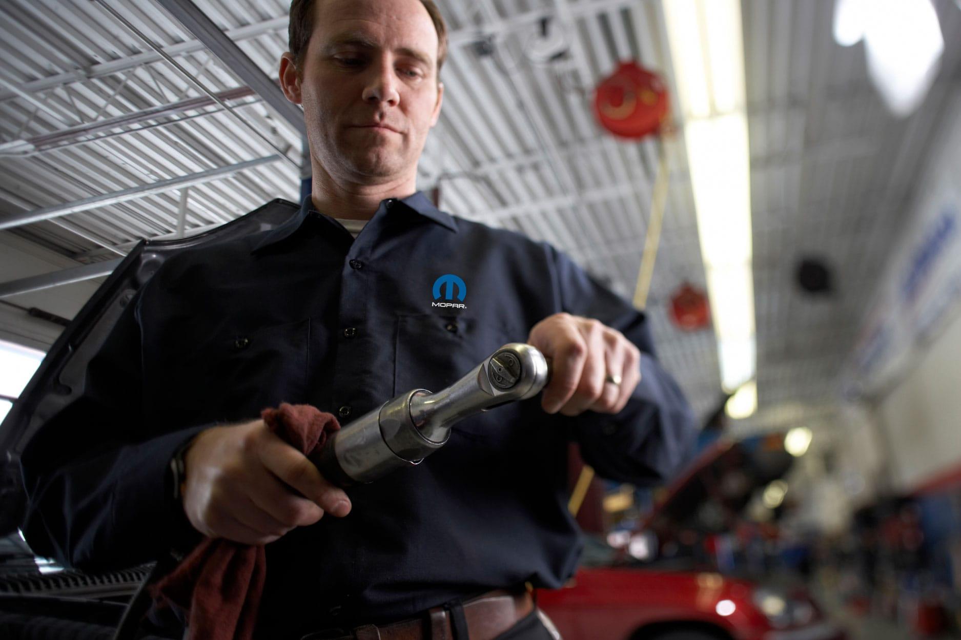 Mopar Service Technician
