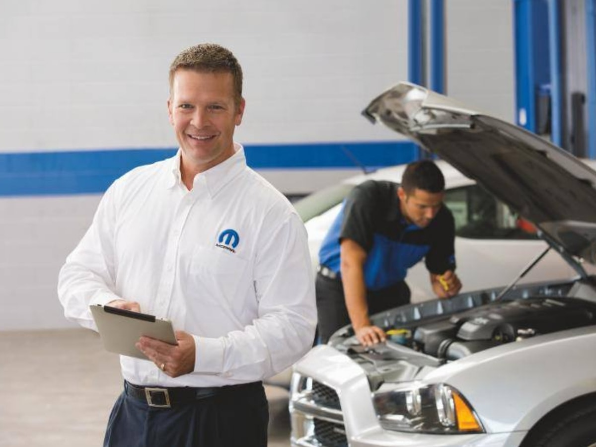 Mopar Service Department