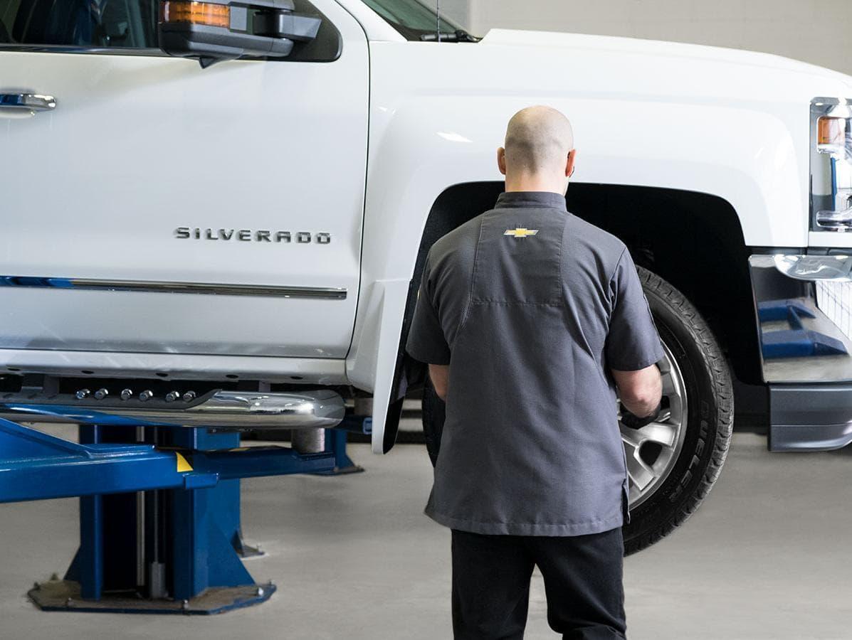 Chevrolet Wheel Alignment Service