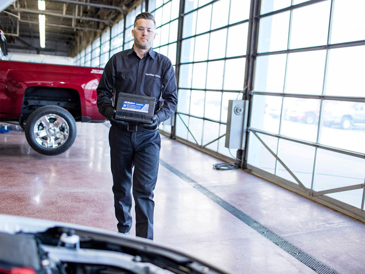 Chevy Buick-GMC Battery Replacement Service in Columbus, OH