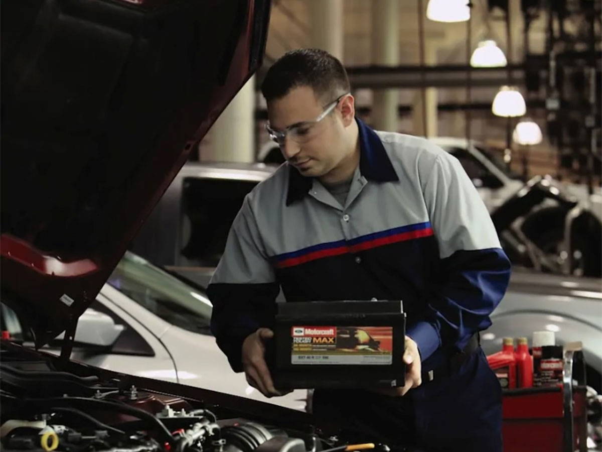 Service Battery Charging System >> Ford Battery Charging System Service In Gastonia Nc