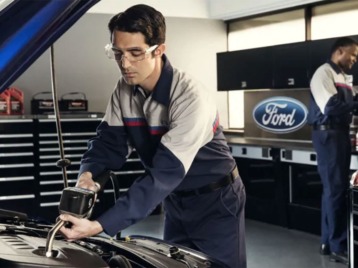 Ford Conventional Oil Change In Columbus Oh