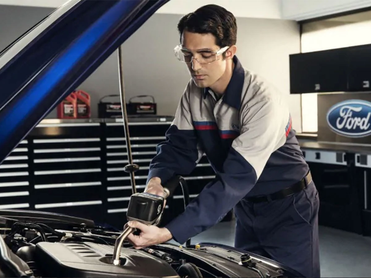 Full Synthetic Oil & Filter Change Service