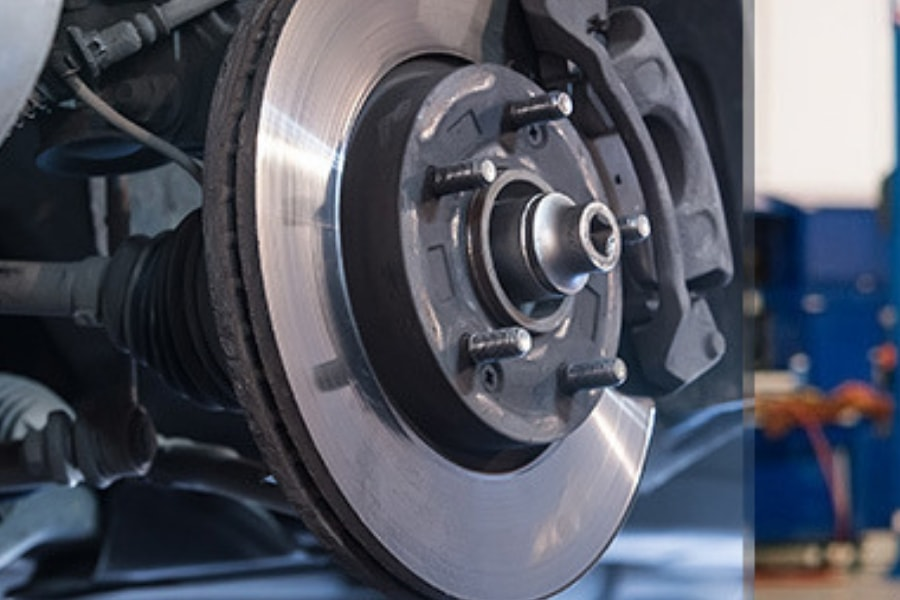 Hyundai Hyundai Complete Front Brake Service, Hyundai Maintenance - Downey Hyundai