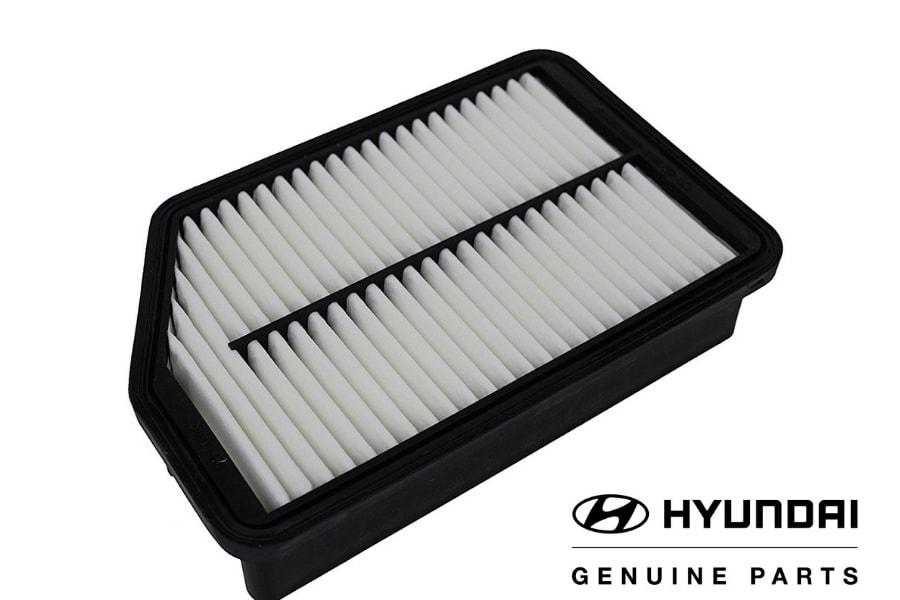 Hyundai Engine Air Filter Replacement Service, Hyundai Maintenance - Downey Hyundai