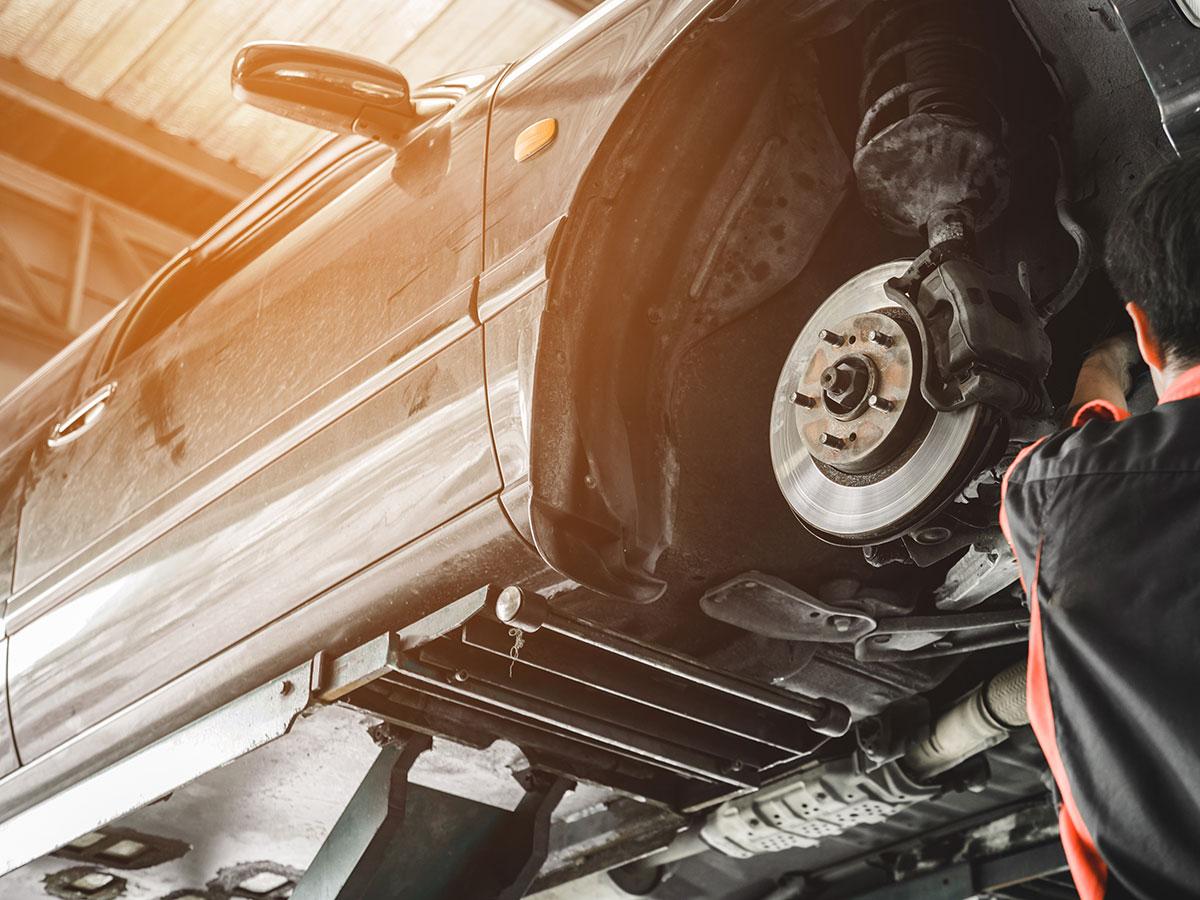 Chevrolet Brake Fluid Exchange Service