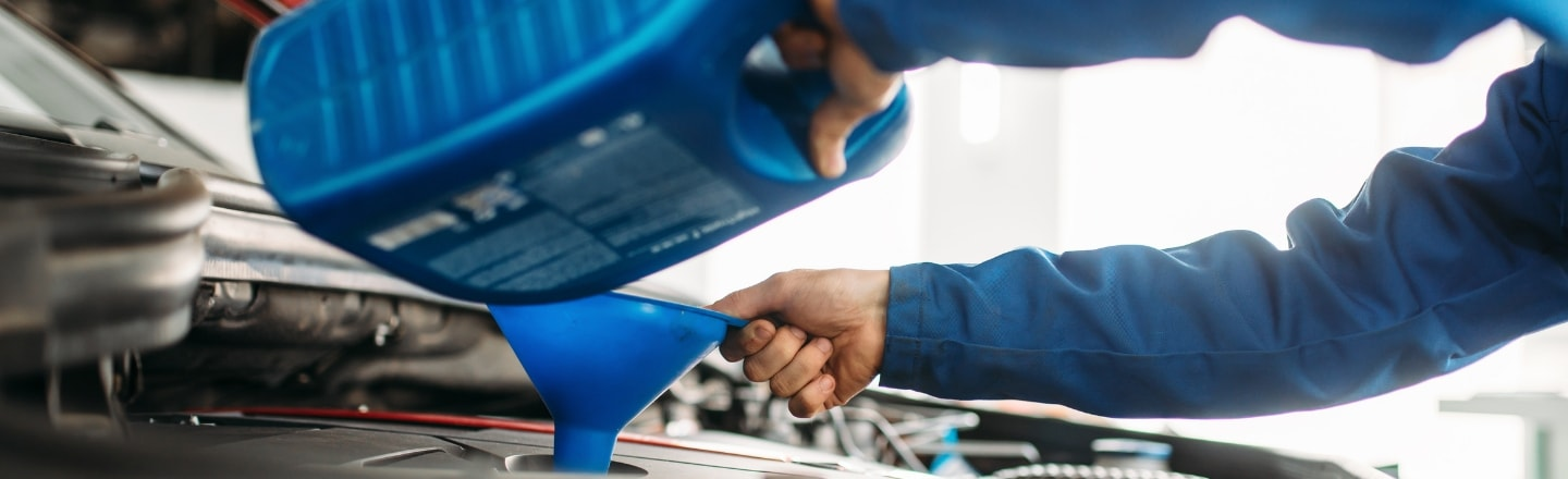 Full Synthetic Oil Change Service St. Louis, Mo