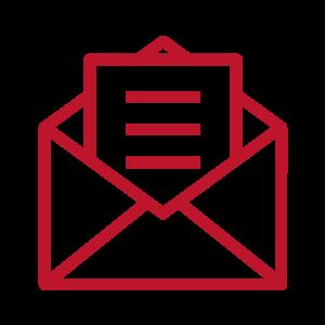 Raceway Kia Motor Recall Letter Icon