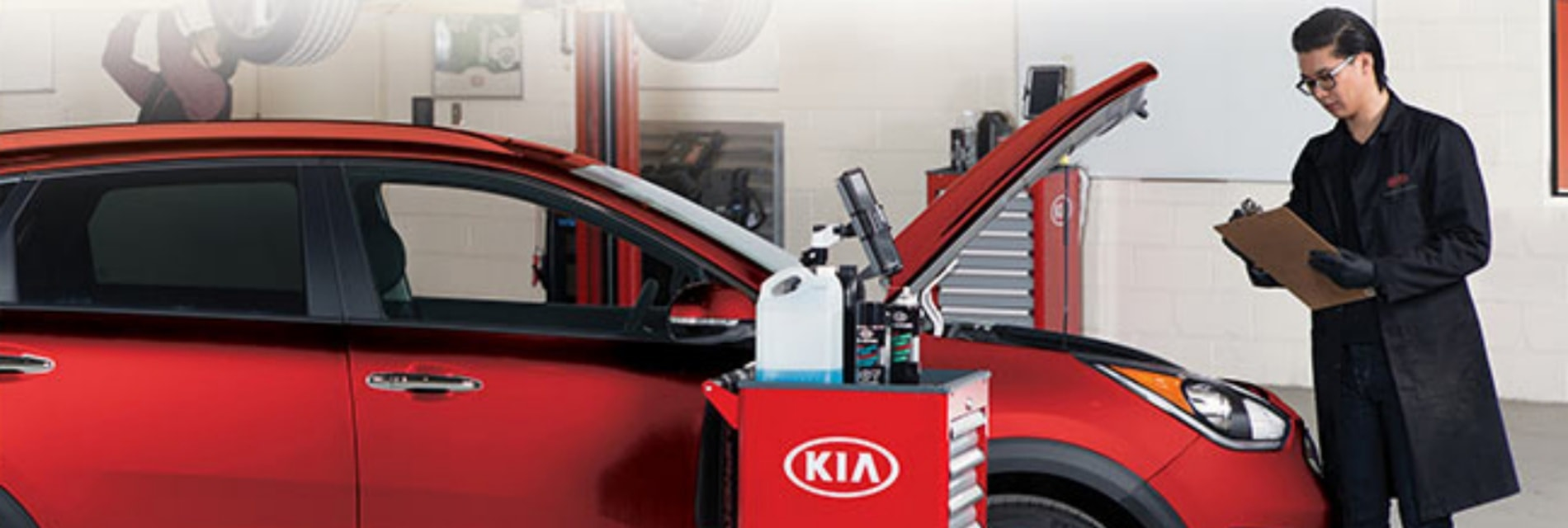 Kia Service Department
