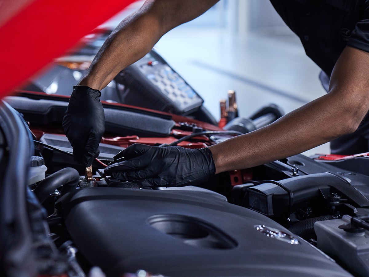Mazda Battery Replacement Service | South Bay Mazda near Redono Beach; Palos Verdes; Long Beach California