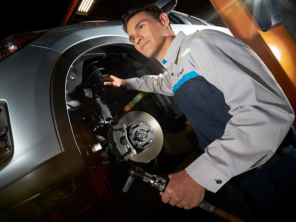 Mazda Brake Fluid Exchange Service | South Bay Mazda near Redono Beach; Palos Verdes; Long Beach California