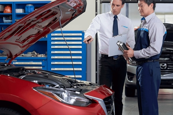 Power Steering System Flush, Fluid Exchange, and Conditioning | South Bay Mazda near Redono Beach; Palos Verdes; Long Beach California