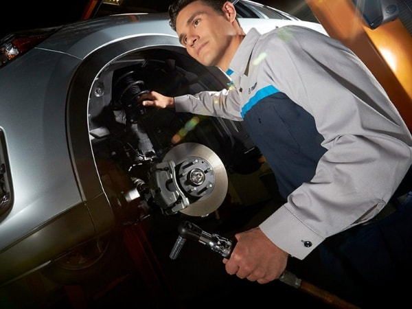 Mazda Tire Rotation & Brake Inspection Service Torrance, California