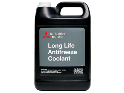 Mitsubishi Coolant Fluid Exchange Service