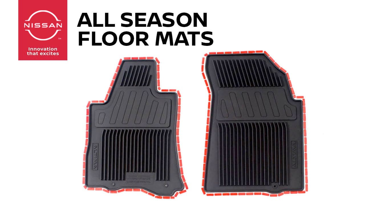 Nissan All Weather Floor Mats