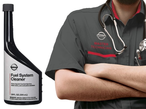 Fuel System Cleaning Service Downey Nissan Los Angeles, CA