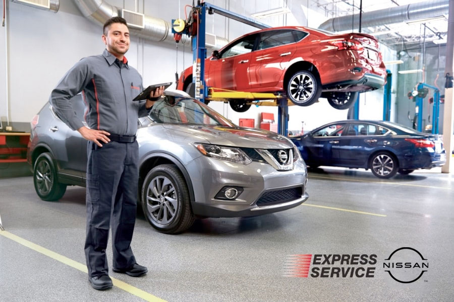 Nissan Oil Leak Diagnosis and Repair Service, Los Angeles, CA