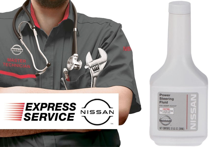 Nissan Power Steering Service Tustin California