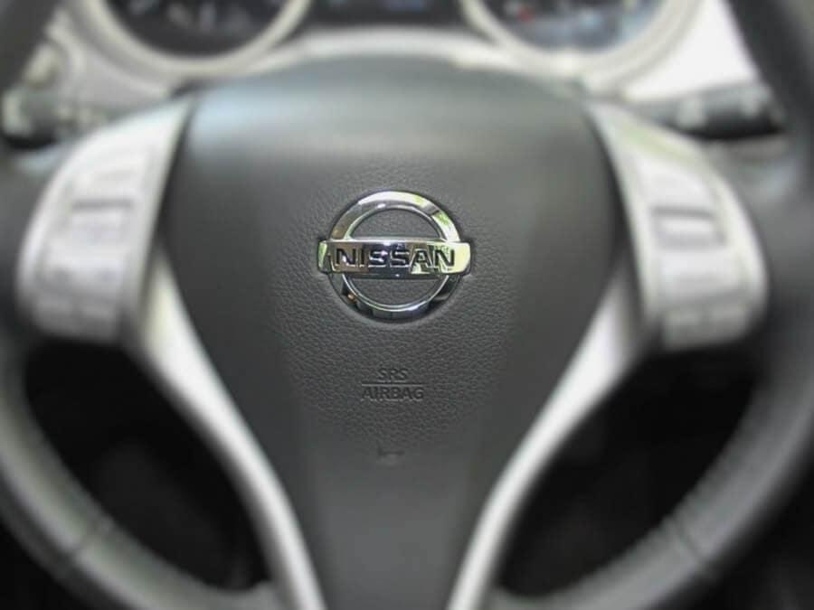 Nissan Recall Campaign Service Tustin California
